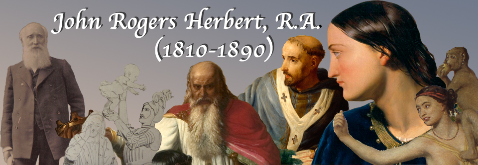 John Rogers Herbert, R.A.